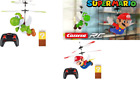 Super Mario w/ Yoshi RC Flying 2.4 GHz Drone Toys USB Question Mark Block Stands