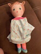 "New listing Mooshka Zapf Creation Cloth Musical 15"" Stuffed Plush Doll (Needs Batteries)"
