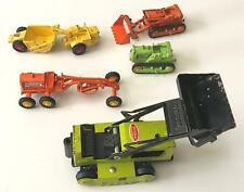 Lot 5 Die Cast CONSTRUCTION Vehicles Caterpillar International MICHIGAN Tonka