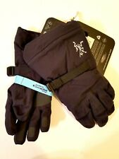 ARC'TERYX Lithic Gore-Tex SKI Gloves, Size SMALL, BRAND NEW Black 16170