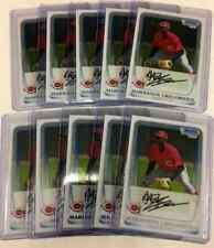 2011 Bowman Chrome Prospects BCP209 Didi Gregorious Rookie Lot of 10 Yankees