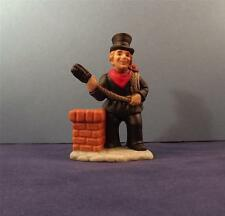 Lefton Colonial Village - Chimney Sweep- Sylvester Sweeney - #07778 - 1990