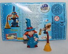 Simsa aus Magic Lessons - Magische Zauberschule - mit BPZ von 2006