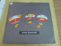 """JIMMY SOMERVILLE - READ MY LIPS - 7"""" SINGLE"""