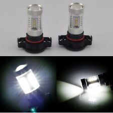 2x 15W H16 CREE LED Projector bulb Fog Daytime Running Light DRL HeadLight White