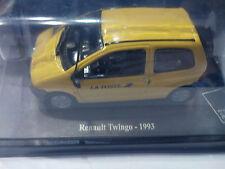 voiture miniature  RENAULT TWINGO 1993 1/43 LA POSTE