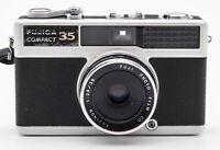 Fujica Compact 35 Sucherkamera Kamera - Fujinon 2.8 38mm Optik