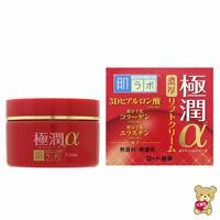 ☀ROHTO Hadalabo Gokujyun Alpha Lift-up Cream 50g  From Japan F/S