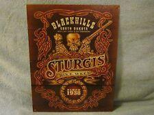 Sturgis Bike Ride Week Black Hills South Dakota Motorcycle Harley Collectible