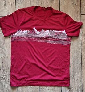 ICEBREAKER. T-Shirt. Tech Lite. MERINO Large.