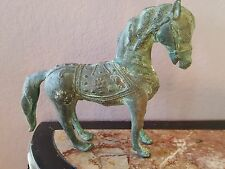 Bronze Horse Figure Vintage Antique Chinese
