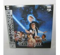 Star Wars RETURN OF THE JEDI Japanese LASER DISC  japan