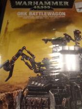 Ork Battlewagon Orks - Warhammer 40k 40,000 Games Workshop Model New!