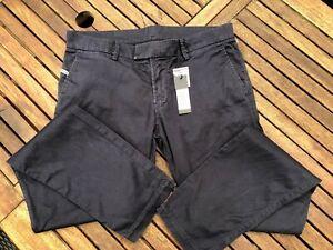 Diesel trousers chino 33 BNWT 100% original