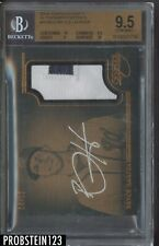 2014 Topps Dynasty Bryce Harper Silver Ink AUTO Patch 4/10 BGS 9.5 w/ 10