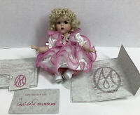 "Marie Osmond ""Child's Play Rose Bud"" Porcelain Doll W/COA #6801"