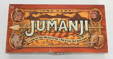 1995 JUMANJI BOARD GAME 100% COMPLETE MB Milton Bradley Great Condition! R8654