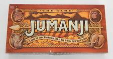 1995 JUMANJI BOARD GAME 100% COMPLETE MB Milton Bradley Great Condition! R8654