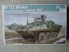 Trumpeter 1/35 US M1127 Stryker Reconnaissance Vehicle (with crew & accessories)