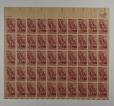 US SCOTT 1268 PANE OF 50 DANTE 100TH ANNIVERSARY STAMPS 5 CENTS FACE MNH