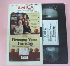 VHS film POMODORI VERDI FRITTI film da collezione AMICA Jon Avnet (F87*) no dvd