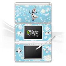 Nintendo DS Lite Folie Aufkleber Skin - Frozen Olaf