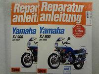 Reparaturanleitung,Buch, YAMAHA XJ 900, 31A, 58L, 4BB, ab 1982, Band 5070