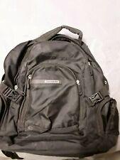 Samsonite  Laptop notebook Macbook Computer Backpack Bag-BLACK  (A)