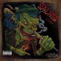 cd Salmo THE ISLAND CHAINSAW MASSACRE
