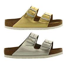 Birkenstock Beach 100% Leather Upper Shoes for Women