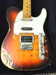 Fender Tele/Strat Electric Relic amazing!