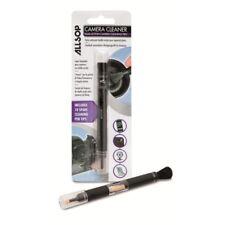 Pennello di pulizia per fotocamera digitali obiettivi reflex e compatte