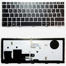 """Tastatur für HP EliteBook Revolve 11,6"""" 810 G1 G2 G3 DE Keyboard mit Beleuchtung"""