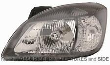 LHD Headlight Kia Rio 2005 Left Side 92101-1G630