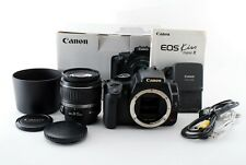 【Excellent】Canon EOS kiss digital x 18-55 usm II lens w/Box From Japan #4589
