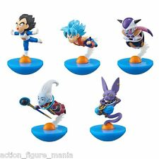 MegaHouse Dragon Ball FigureSet 5 Trading Figure Yura Cole 8cm