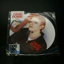"Sealed 7"" Picture Disc David Bowie TVC 15 2016 Parlophone Import RSD DBTVC40"