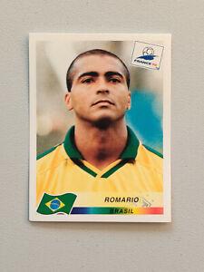 PANINI World Cup 1998 - Romario (Mint)