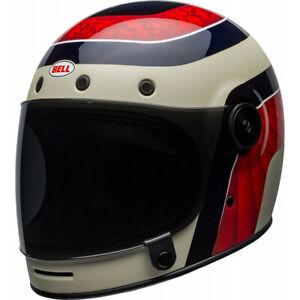 Helmet BELL Bullitt Carbon Hustle, Red, Sand, Candy Blue