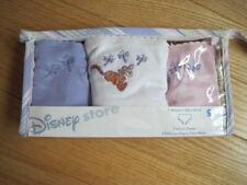 New 3 Pack Disney Womens Winnie The Pooh - Tigger Cotton Bikini Panties Small