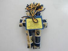 University of Pittsburgh  PITT   Dammit Doll Handcrafted Stress Reliever
