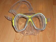 Tauchmaske Tauchen Maske Bravo Large Salvas Sub NEU Tauchbrille Taucherbrille
