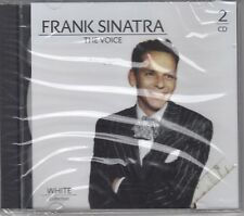 "Frank Sinatra ""The Voice"" 2CD Set - NEW & SEALED - 1st Class Post From The UK"