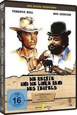 Bud Spencer & Terence Hill DIE RECHTE UND DIE LINKE HAND DES TEUFELS DVD Neu