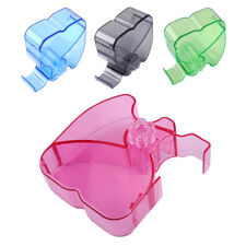 Dental Dentist Cotton Roll Dispenser Rolling Type Holder Box Case Molar Shaped