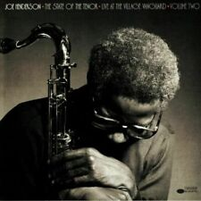 Joe Henderson - State of The Tenor V2 LP Blue Note Audiophile