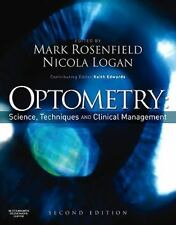 Optometry Science, Techniques and Clinical Management [Rosenfield, Logan] 2nd Ed