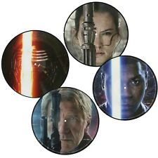 Star Wars The Force Awakens - 2 x LP Picture Disc Vinyl - OOP - John Williams