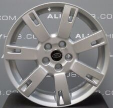 "GENUINE LAND ROVER DISCOVERY 3/4 A SPOKE SE SILVER 19""INCH SINGLE ALLOY WHEEL X1"