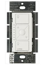 Lutron PD-5NE-WH Caseta Wireless Electronic Low Voltage In-Wall Dimmer